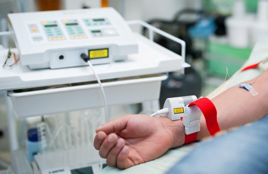 ВЛОК внутривенное лазерное облучение крови
