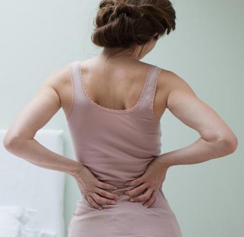 Избавление от боли в нижней части спины